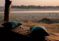 Sundowners in South Luangwa