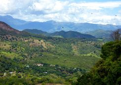 The Colombian Andes