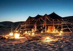 Hud Hud campfire