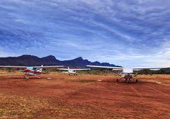 Planes in Flinders