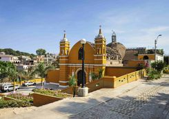 Old church in Lima