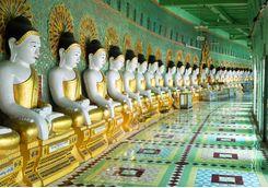 Pagoda Sagaing