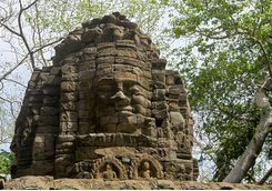 Banteay Chhmar Tower