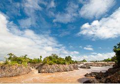 Island of Mekong