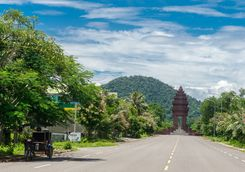 A Road in Kep
