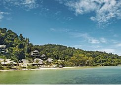 Gaya Island View