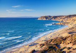 Ocean Cliff View