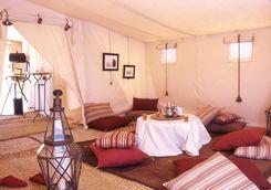 Dar Ahlam Tent