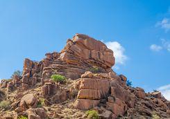 Rocky Atlas Mountains