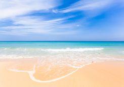 Kota Kina beach