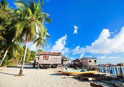 Beach village