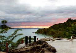 View from Tsara Komba