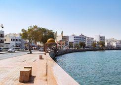Muscat's port