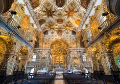 Francisco church