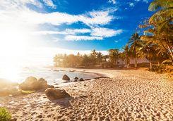 Beach in Salvador