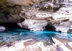Cave in Chapada Diamantina