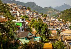 Santa Teresa district, Rio