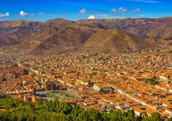 Downtown Cusco