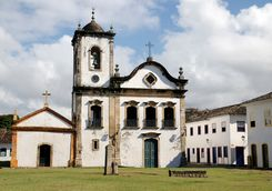 Church in Paraty