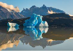 Pategonia glacier