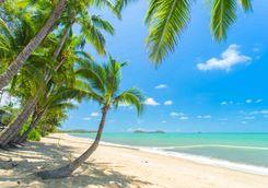 Clifton beach, Cairns
