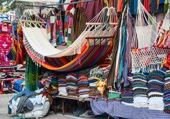 Textiles market
