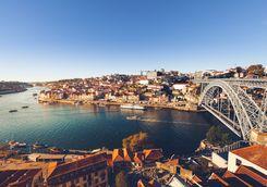 Porto Port Bridge