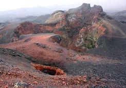 Volcano chico