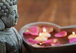 Meditating Buddah