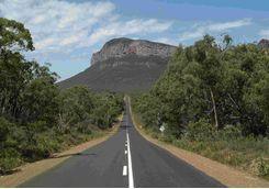 Road to Grampians