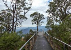 National Park Lookout