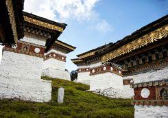 Thimpu monastery