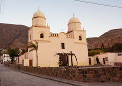 church of tilcara
