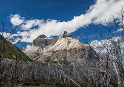 Cerro Paine Grande Mountain