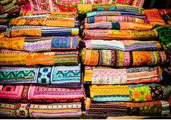 Silk Textiles