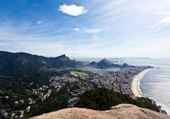Two brother hill Rio