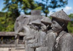 Khai Dinh mausoleum