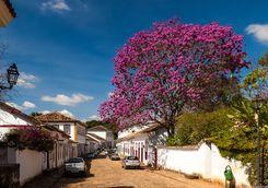 Street in Tiradentes