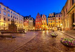 Sweden Old Town