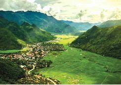 Mai Chau area