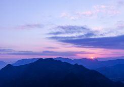 Mai Chau sunset