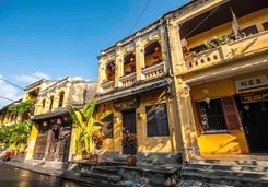 Hoi An's ancient town