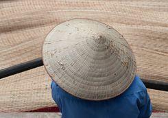 Vietnamese fisherman