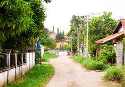 Street in Vientiane