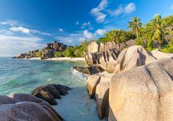 Anse Source Beach