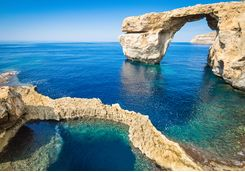 Gozo's Blue Hole
