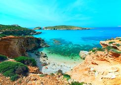 Gozo blue waters