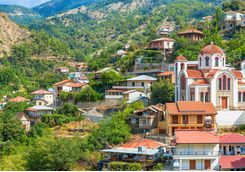 Mountain Village, Cyprus