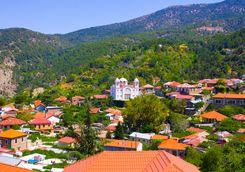 Pedoulas Village