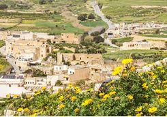 View across Gozo